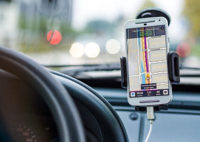 Automatisiertes Fahren und Geodäsie