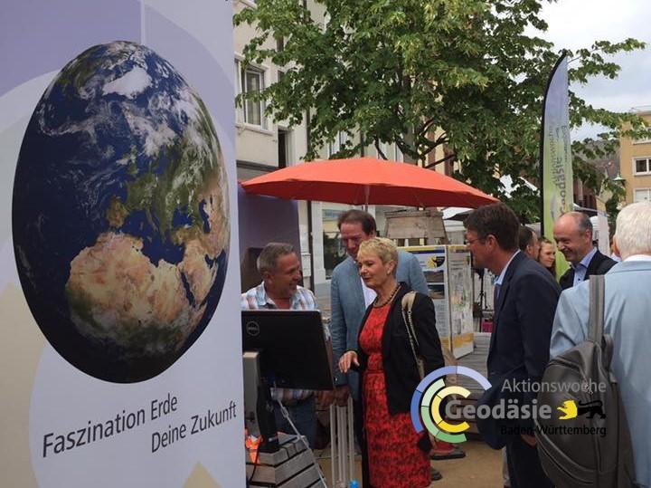 zentrale Veranstaltung in Offenburg