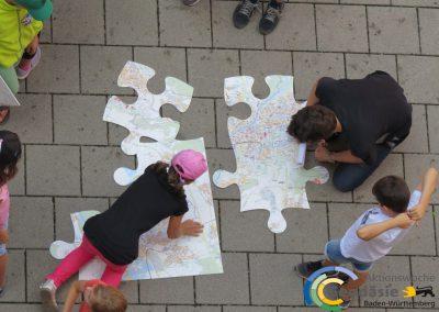 Wie entsteht eine Karte